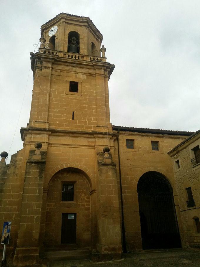 Igreja de Sajazarra