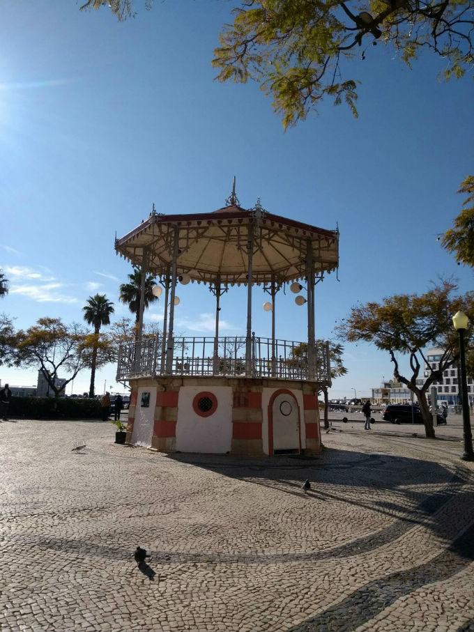 Algarve no inverno