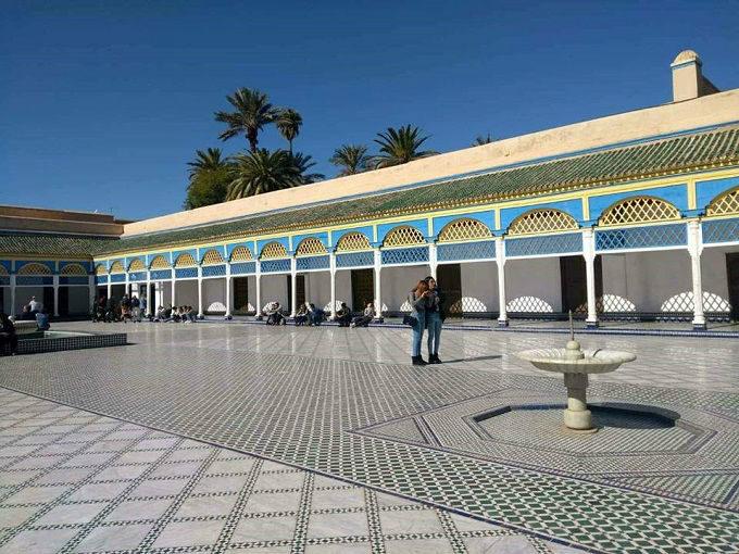 Coisas para fazer em Marrakech: Palácio da Bahia