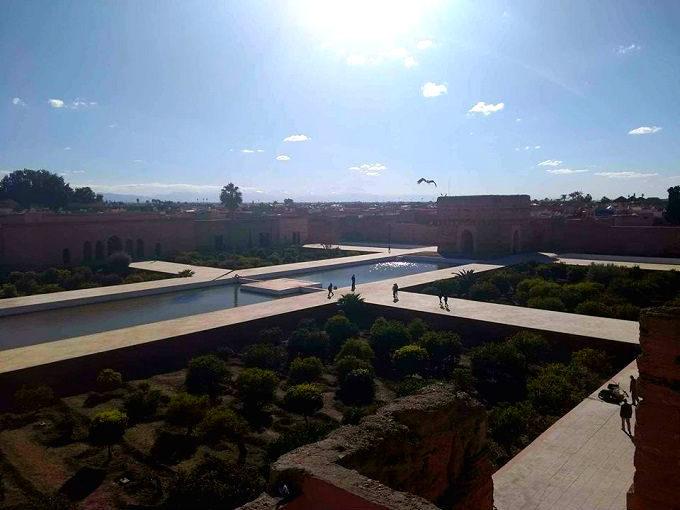 O que fazer em Marrakech: Palácio El Badi