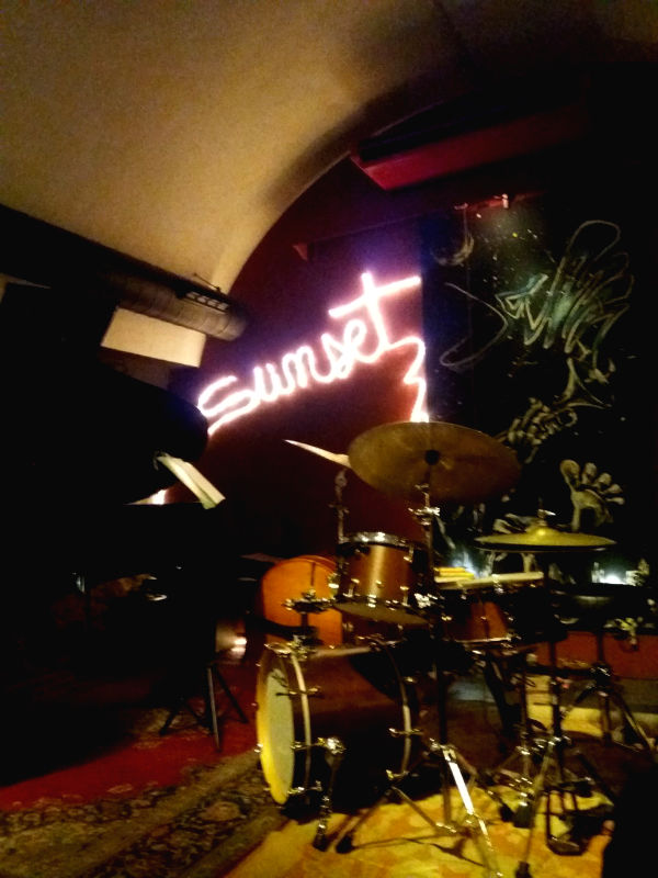 Sunset Jazz em Girona
