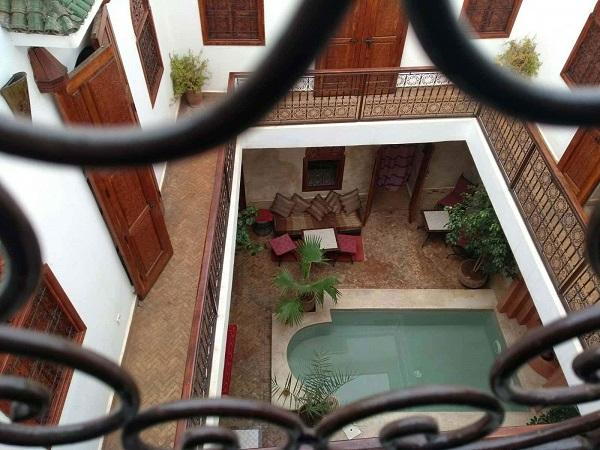 Onde ficar em Marrakech - riads