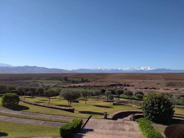 Hotéis em Marrakech e fora da cidade