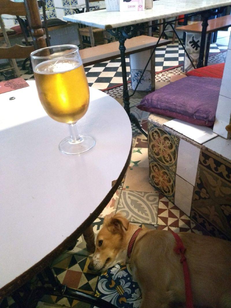 Bar e restaurante tradicional em Girona