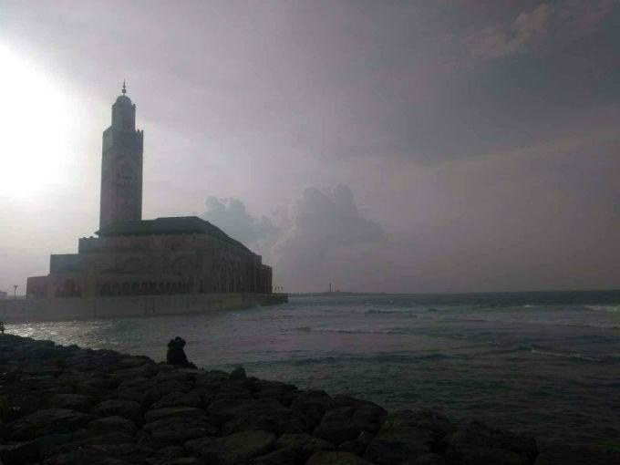 Como se locomover em Casablanca Marrocos
