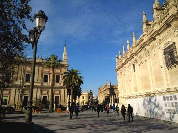 Hotéis em Sevilha - Espanha