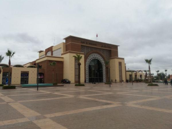 Como ir de Casablanca a Marrakech