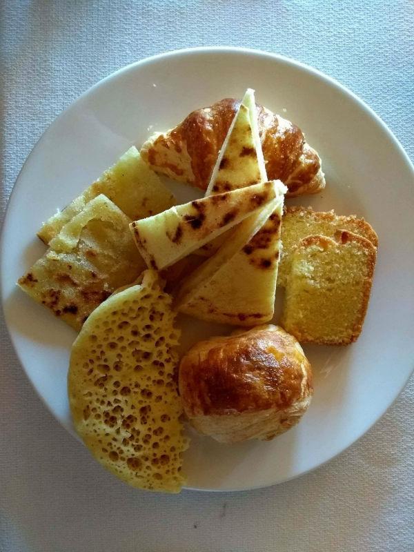 Comida típica do Marrocos