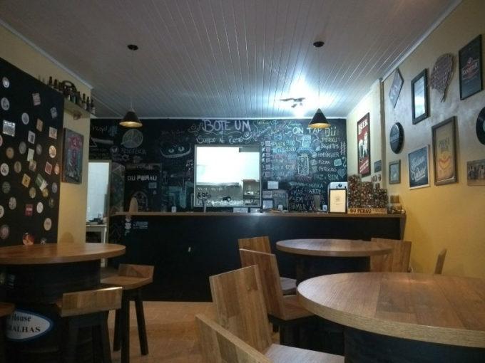 Bar de rock em Cambará do Sul