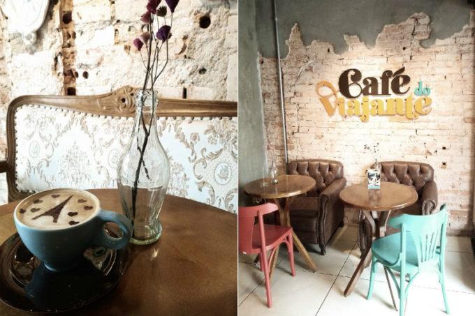 Dicas de Curitiba: Café do Viajante