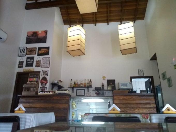Restaurantes em São Francisco de Paula - RS: Marcella's Bistrô