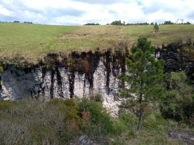 São Francisco de Paula: Cânion do Parque Nacional da Ronda