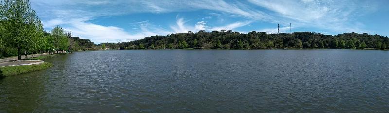São Francisco de Paula: vista Panorâmica do Lago São Bernardo