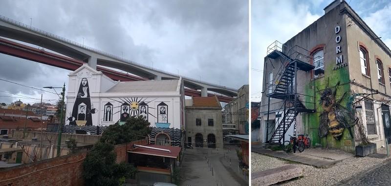 Bairros de Lisboa: Alcântara e a Lx Factory