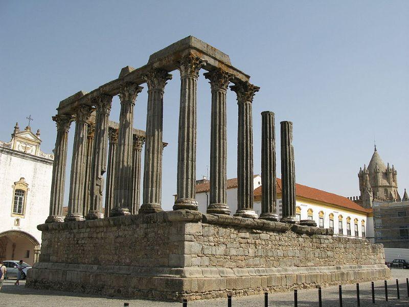 Bate e volta de Lisboa a Évora - Portugal