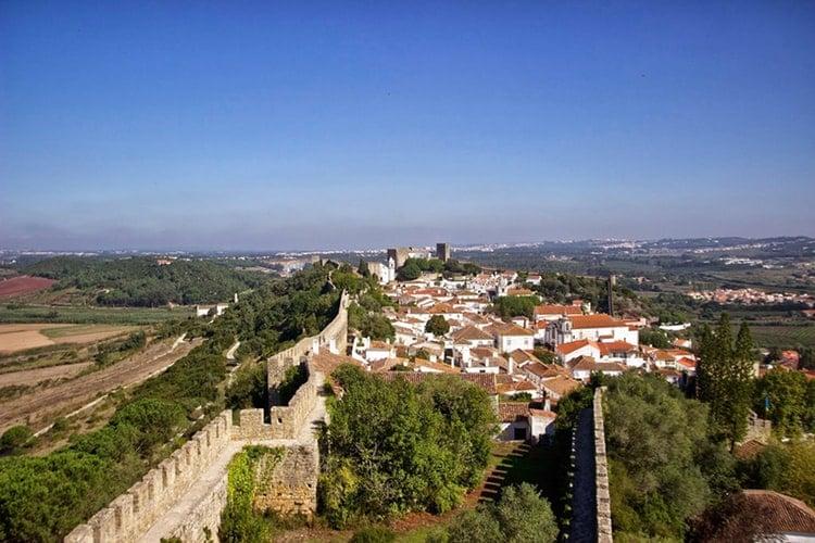 Bate-volta de Lisboa a Óbidos - Portugal