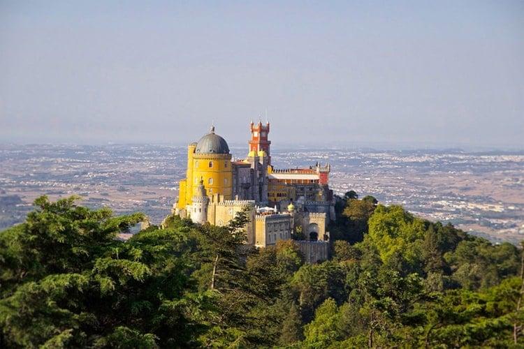 Bate-volta de Lisboa a Sintra - Portugal