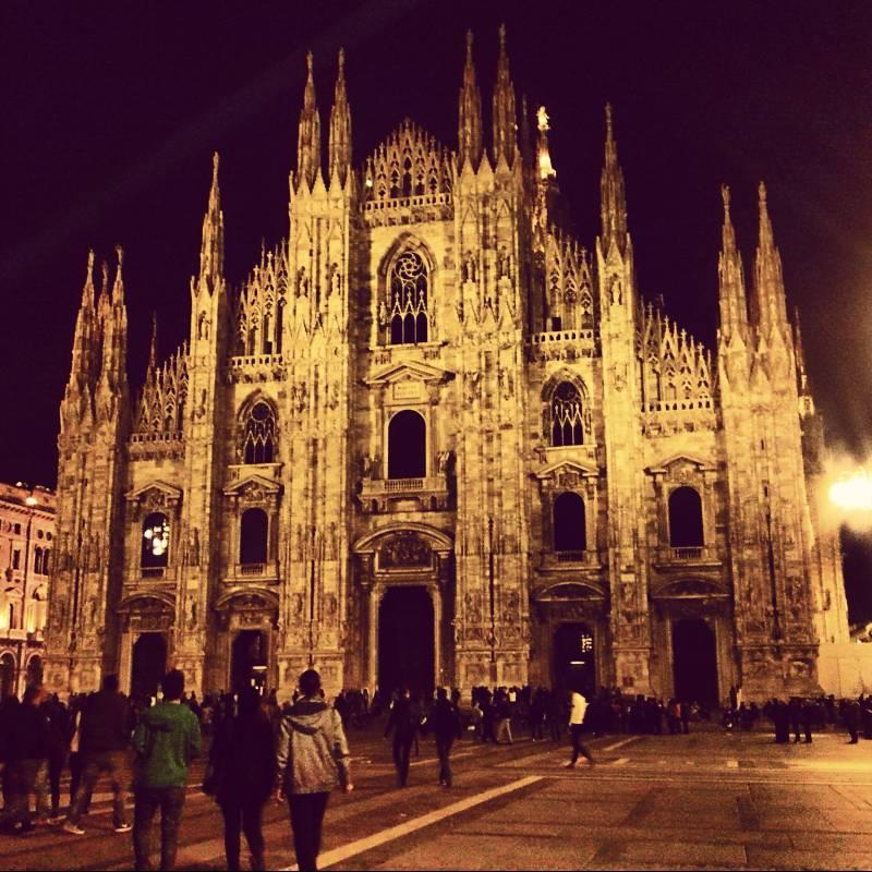 Roteiro de viagem pela Itália: Duomo de Milão