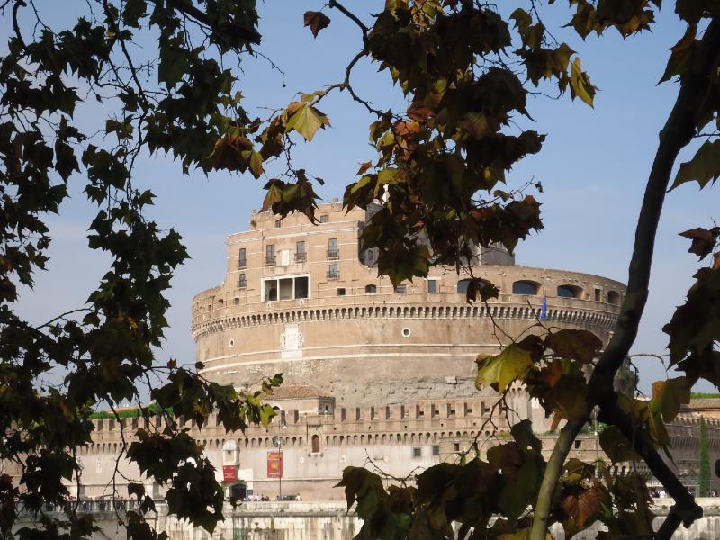 Roteiros Itália: Castelo Sant'Angelo, em Roma