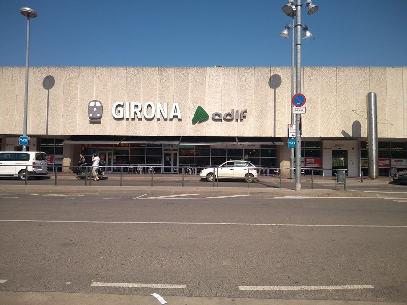 Como ir de Barcelona a Girona