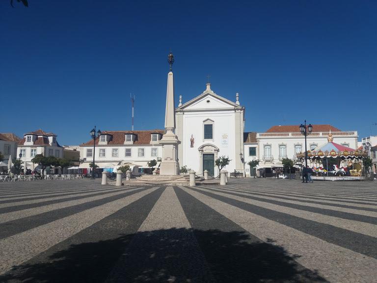 Portugal de carro: Vila Real de Santo Antônio